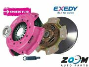 Exedy Clutch Kit Race Button For Ford Mondeo 2.0l Duratech Inc Flywheel And Slave