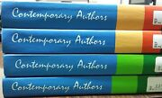 One Pallet Of 247 Volumes Of Contemporary Authors Ca Vol 1 4-248 256 Deal