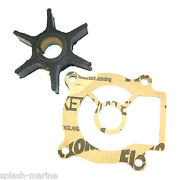 Impeller And Gasket Suzuki Df50 1999-10 50hp Outboard Engine Replaces 17461-96312