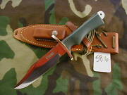 Randall Knife Knives Buxton F.ss869bcnsdfchcs Tg G-10sfgetw/wt 5816