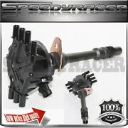 New Ignition Distributor Fit 96-05 Chevy Gmc Pickup Truck 4.3l V6 2.2 4.2l Gm02