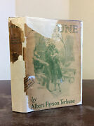 Fortune By Albert Payson Terhune - 1918 1st Dj - Inscribed To Authorand039s Mother
