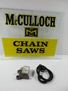 New Mcculloch Chainsaw Ignition Coil 605 3.4 610 650 800 850 10-10s 700 Db80