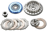Os Giken R3b Triple-plate Clutch For Nissan S13 And S14 Sr20