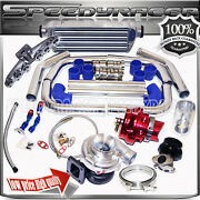 For 93-98 Toyota Supra Cast Manifold Turbo Kits For Dohc 2jz-gte Only