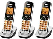 Uniden Dcx170 3 Pack Extra Cordless Handset W/ Charger F/ D1700 Phone Systems
