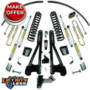 Superlift K991 8 Lift Kit W/ Replace Radius Arms For 11-16 Ford F-250/f-350 Sd