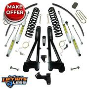 Superlift K983 6 Suspension Lift Kit Radius Arms For 08-10 Ford F-250/f-350 Sd