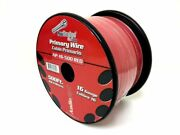 7 Rolls Of 16 Gauge - 500and039 Each Audiopipe Car Audio Home Primary Remote Wire