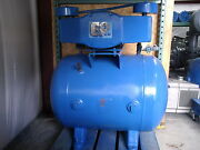 Compressor Ep-2b With Pressure Tank - Oilless