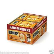 Hothands Hand Warmers 40 Pairs