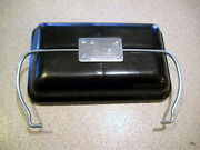 New Square Black Emtor Tray For Kirby Models 505 / D80 186062 Emptor Tray