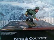 King And Country Ww2 German Grenadier Ws238