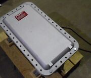 Adalet Xce-122408-n4 Explosion-proof Control Enclosure In House Drilling New