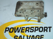 Johnson Evinrude Omc Engine Oil Pan Side Cover Plate 1965 66 67 68 69 70 40 Hp