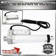 4 Stroke Linear Actuator Output Dc 12v 220lbs Max Lift For Boat 8 Mm/s Spd