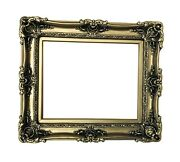 Large Vintage Gold Frame For Pictures Art Canvas Or Mirror Baroque Style