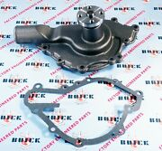 1953-1955 Buick V-8 Water Pump With Gasket   New   Oem 1392632 Free Shipping