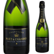 Moet And Chandon Nectar Imperial Champagne -- 4 Bottles