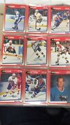 432 Collectible Hockey Cards In Mint Condition From 1989-1991