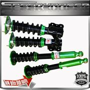 Fits Nissan 240sx S14 1995-98coilover Suspension Strut Shock Kits Green
