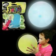 Glow In The Dark Balloon Jelly Material Reusable Part Favor Gift Lot Of 12x