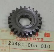 23481-065-010 Honda Countershaft Top Gear 23t For Cl70 Ct70h Sl70 1969-1973