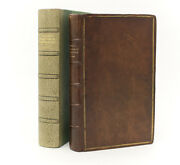 Lord Byron And039english Bards And Scotch Reviewersand039. 1809. 1st Ed Disbound