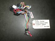 13 14 Nissan Sentra Power Supply Wires 284b7-3sg1a See Item