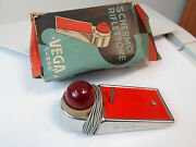 Vintage Nos Vega Metal Bicycle Taillight-reflector For Raleigh Schwinn No Boxed
