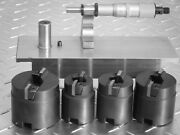 Kwik Way Seat And Guide Machine Valve Seat Adjustable Counterbore Cutters Usa