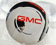 Set Of 4 Cadillac Escalade 22 Large Center Caps Red Gmc Logos 2015 And 2016 Only