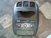 01-06 Dodge Grand Caravan Town And Country Climate Control Ac Heat W/ Trim