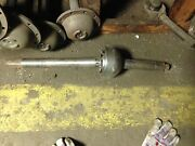 White G102 Military Half-track Front Axle Shaft Assembly Short Side Wwii Used