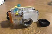 Canon Wp-dc30 Waterproof Case For Powershot A75/a85 Digital Cameras 40m/130ft