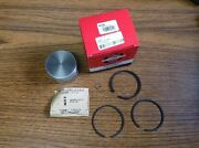 Craftsman Briggs And And Stratton Engine .020 O/s Piston And Ring Kit 298906 393821