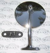 1937-1954 Chevrolet Lh Outside Rear View Mirror. King Bee. Show Quality