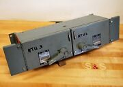 Westinghouse Fdpt3633r, 100 Amp Panel Board Switch. Volts-240vac - Used