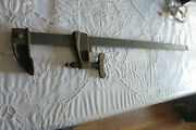 Vintage Hartford Clamp Co. Clamp 28 Long Metal Old Clamp