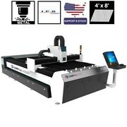 8x4and039 Metal Cutter 500w Ipg German Camfive Laser Fiber Fc84a Stainless Steel Etc