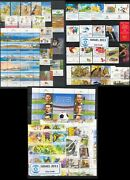 Israel 2011 Complete Year Stamps + Souvenir Sheet New