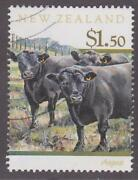 New Zealand 1997 1410 Cattle Angus Used