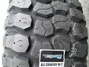 4 New Lt 245/75r17 Ironman All Country Mt Tires 2457517 245 75 17 Mud M/t 10 Ply