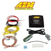 Genuine Aem 22-channel Can Sensor Module Pn 30-2212 Incl Harness Wires And Cable