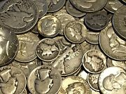 2 Troy Pound Bag Mixed 90 Silver Coins-us Minted-no Junk-no Nickels