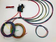 Rebel Wire 9+3 12 Volt Universal Wiring Harness Hot Rod Rat Rod Made In Usa