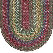 Josephand039s Coat Braided Area Rugs Colonial Rug-- Many Sizes 710jc