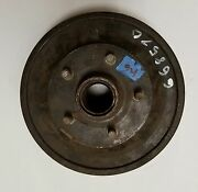 1937 Dodge D5 Right Front Brake Hub And Drum Assembly