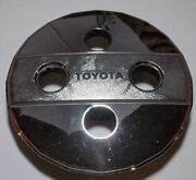 Toyota Chrome 4 Hole Wheel Center Cap Need Help What Model Does This Fit