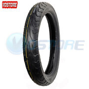 Front Max Motosports Motorcycle Tires 6 Ply 100/90-19 100/90 19 Front Tire